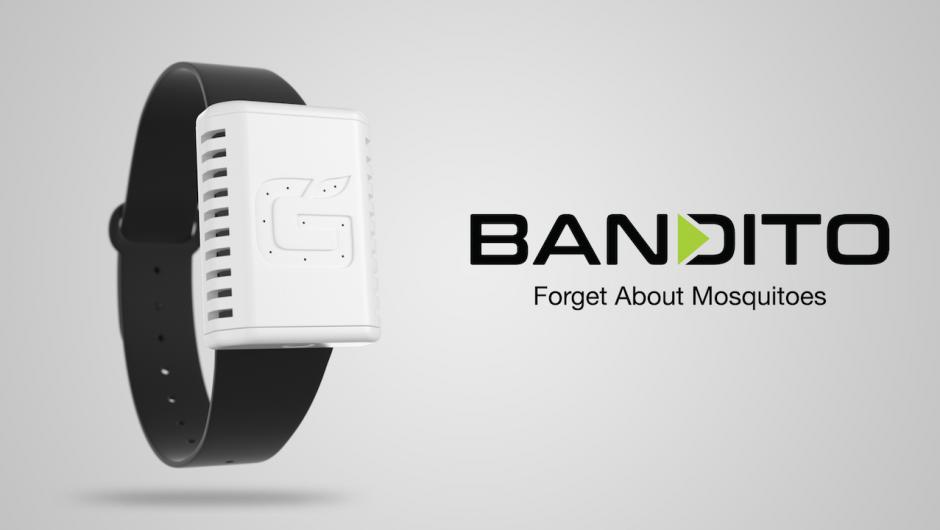 Bandito: un repelente de mosquitos éxito en Indiegogo