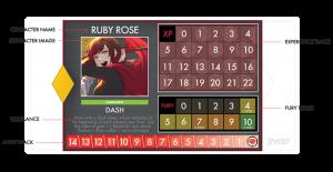 RWBY: Combat Ready juego de mesa éxito en Kickstarter