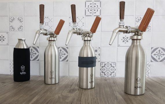 Nitro King 2.0: Cafetera de nitrógeno frío